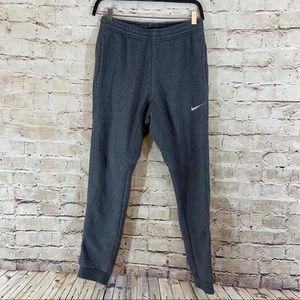Boys Nike gray sweatpants size small